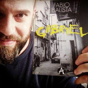 Fabio Balista e il suo libro Gabriel