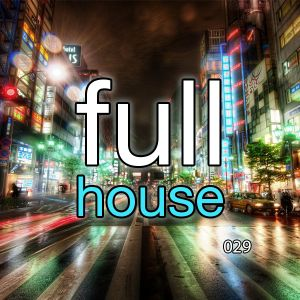 Full House 029 - Deep, Tech, Progressive House & Techno | May 2015