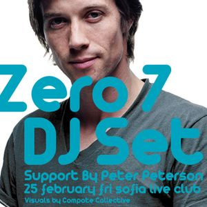 ZERO 7 DJ Set @ ReelFeel