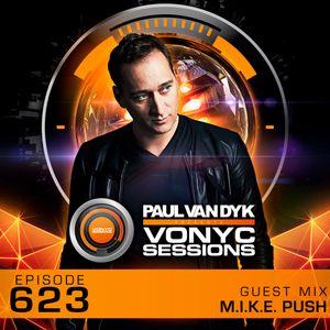 Paul van Dyk's VONYC Sessions 623 - M.I.K.E. Push