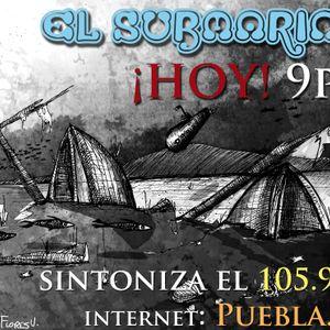 El Submarino - 03 Sept 2012 - Bloque 3 - Puebla 105.9 Fm