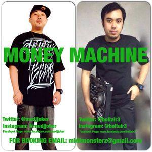 MONEY MACHINE MIXTAPE 2
