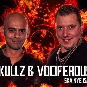 SKA NYE 15/16: Skullz liveset - Quake