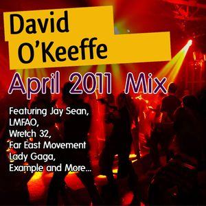 David O'Keeffe - April 2011 Mix