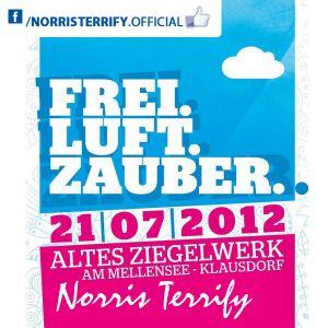 Norris Terrify LIVE! Freiluftzauber Ziegelwerk Klausdorf 2012-07-21 (MIC-RECORD)