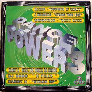 Dance Power 3 (1996) CD1