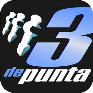 3 de Punta. Prog lunes 19/12 en Radio iRed HD.