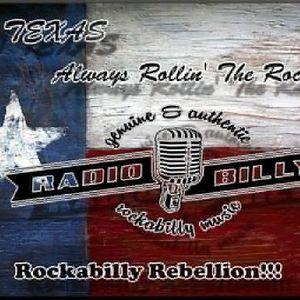 Always Rollin' The Rock With DJ TEXAS Show #8