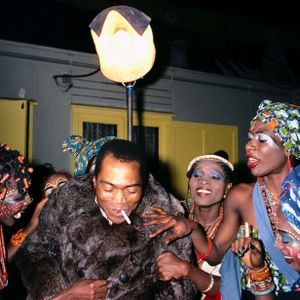 Upside Down: a Fela Kuti tribute mix by Rich Medina