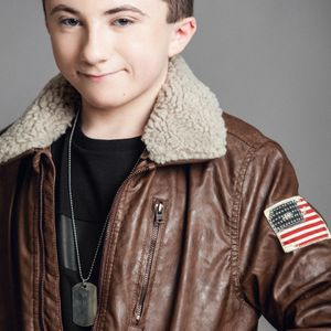 194 Atticus Shaffer is in The Middle