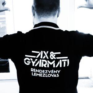 Ax & Gyarmati - 90's mix Vol.01