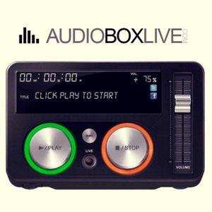 Audioboxlive August 2014 Mix - Matti Szabo