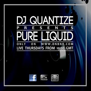 #141 Drum & Bass Network Radio - Pure Liquid - Oct 10th 2019