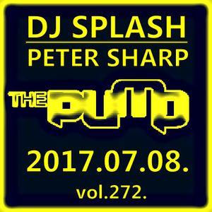Dj Splash (Peter Sharp) - Pump WEEKEND 2017.07.08 - MINIMAL SESSION