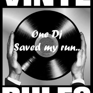 One Dj save my Run.
