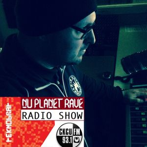 TEKNOBRAT on The Nu Planet Rave Episode 059 - 2015-03-01 on CKCU 93.1 FM Ottawa, CANADA
