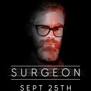 Samuel Lamont Live from 303 Presents Surgeon 25/09/2015