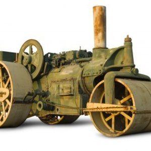 Carl Benson - Steam Roller (25.02.2013)