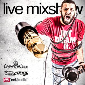 Dj Remake Live-Mixshow at Crowns Club