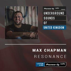 Max Chapman - Resonance #001 (Underground Sounds of UK)