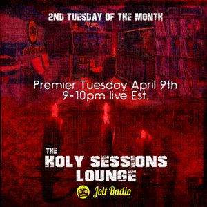 The Holy Sessions Lounge 001 ft Manut, Nite Bloom and Sir Champa