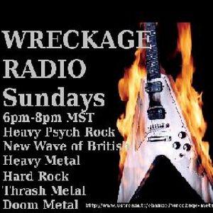 Wreckage Metal Radio Debut Show 12.5.10 Pt.2