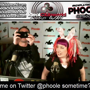 @Phoole and the Gang   Show 140   Hoppy Easter!   @IdealClubWorld Radio   25 March 2016
