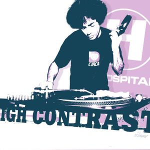 High Contrast - Essential mix - 2007