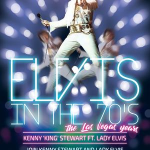 Elvis In The 70's With Kenny Stewart - February 03 2020 www.fantasyradio.stream