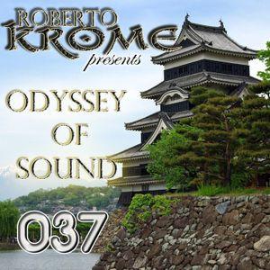 Roberto Krome - Odyssey Of SOUND O37