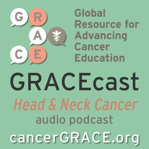 Late Stage Oropharynx Cancer, Planning for External Beam Radiotherapy (audio)