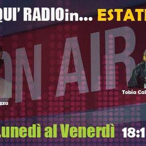 QUI RADIO IN TRASMISSIONE DEL 24 GIUGNO 2015