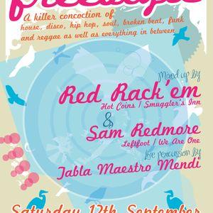 Red Rack'em Live @ Freestyle 12/09/09