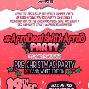 @DJ_BEMPAH - #AWABXMASPARTY SLOW JAMS MIX