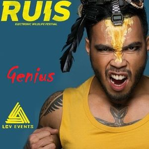 DJ Genius, Freestyle Live @ Rave Stage, RUIS Festival 2016