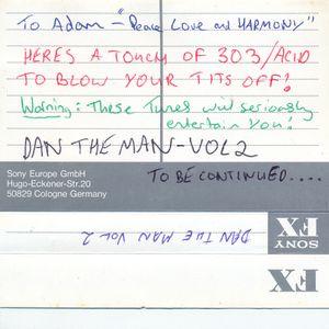 Dan the Man Vol 2 Side A