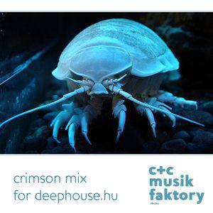 Crimson mix for Deephouse.hu