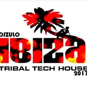 DJZULO-IBIZA TRIBAL TECH HOUSE  2017