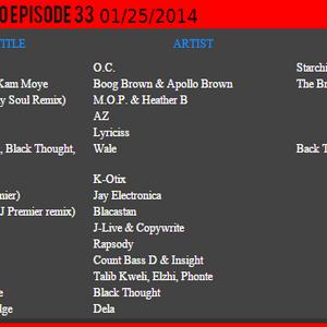 Rip Shop Radio Legacy Episode 33