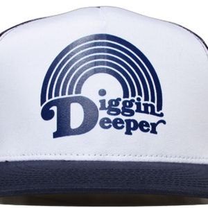 Diggin Deeper Podcast. Dj Peter H April 2014