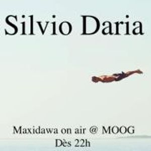 SILVIO DARIA @ MAXIDAWA RADIO SHOW / RCV99fm / live from Moog (Lille-Fr) / 2013-01-22