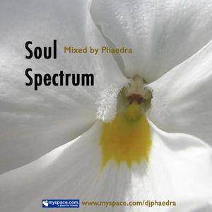 Phaedra - Soul Spectrum [july 2007]