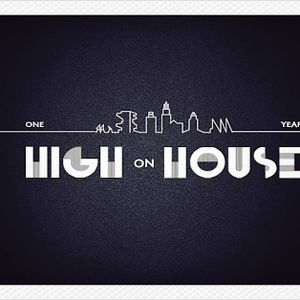 Jaimy Smink Ft Himperson - One year High On House - Petrol / Piaf