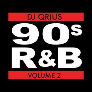 90's R&B MEGAMIX VOLUME 2