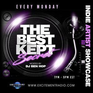"""DJ Ben Hop """"Best Kept Secret"""" Guest Intellect (11-5-18)"""