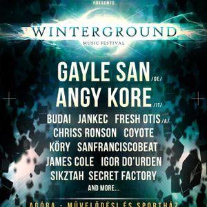 Winterground 2013.01.26. part1