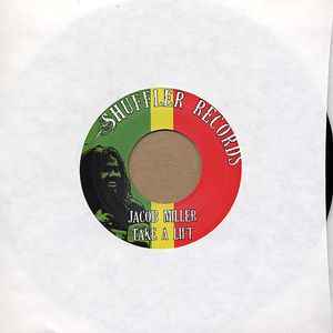 """Jacob Miller - Take A Lift / Version (7"""")"""