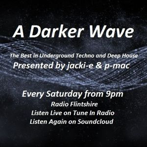#058 A Darker Wave 26 - 03 - 2016 (guest mix by Pentia & featured EP Drawing by Michael Klein)