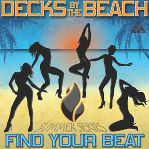 Decks By The Beach - Summer Series Vol. 82 - Mixed by Graham Gold