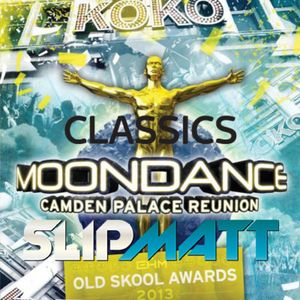DJ Slipmatt - Moondance Classics Mix - July 2013